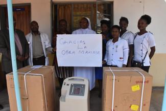 ÁFRICA/MALAWI - Los Carmelitas en apoyo de los enfermos de Covid 19 de la diócesis de Zomba