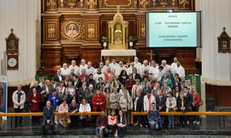 Familia Carmelitana - Recordando el Encuentro del 7 Octubre y compartiendo materiales de reflexión,