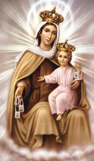 P. OLEA - María de Nazaret y Teresa de Lisieux