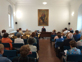 Familia Carmelitana, un encuentro de fraternidad