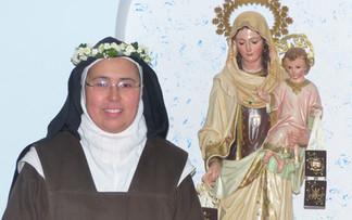 Madres Carmelitas - Zarautz - Profesión Hna. Akiko