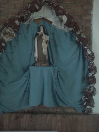 Feliz Fiesta de Santa Teresa - Estilo Malawi