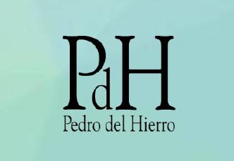 Pedro del Hierro + fondo