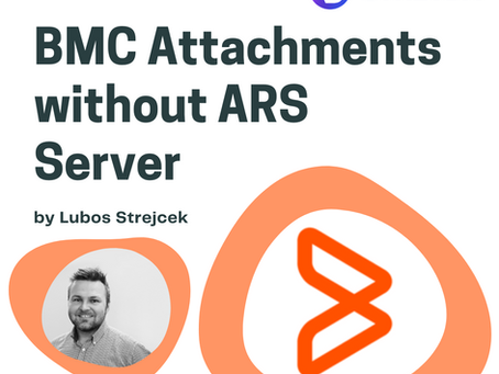 BMC Attachments without ARS Server