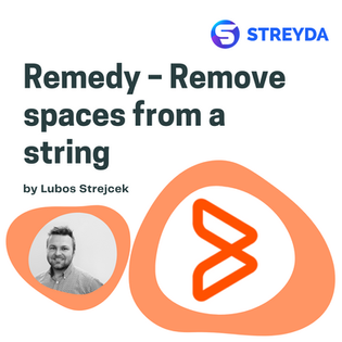 Remedy – Remove spaces from string