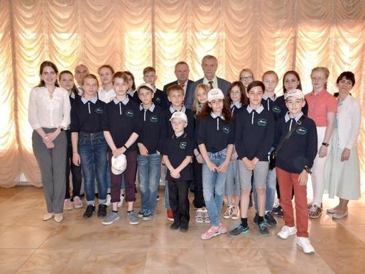 Дипломаты в Калининграде