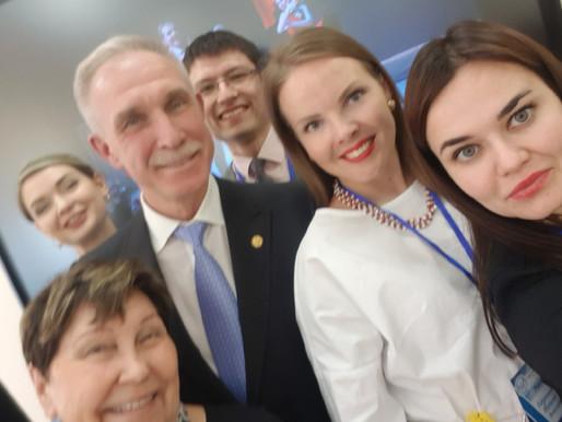 Встреча с Губернатором Ульяновской области