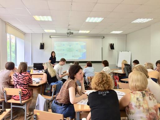 Семинар для учителей в Ярославле