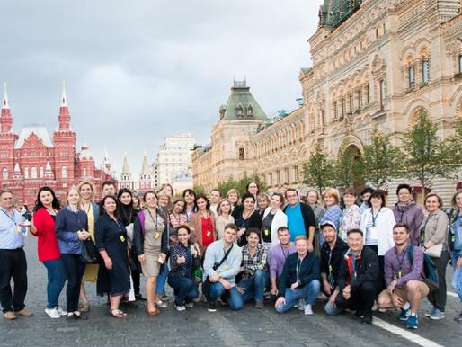 Установочный семинар «Учитель года России 2019»