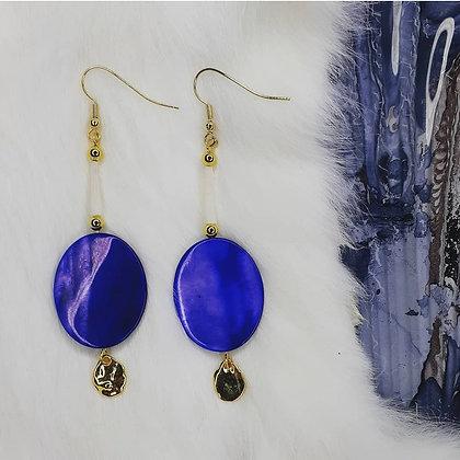 Dentallium & Purple Shells