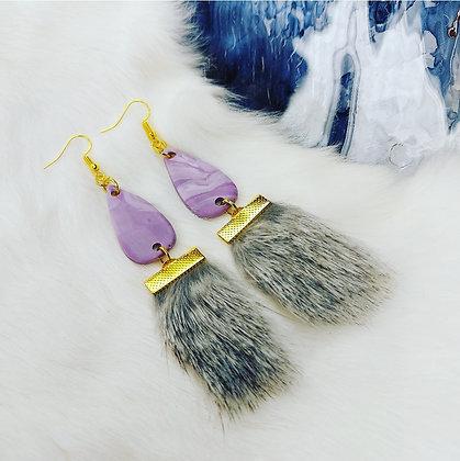 Purple Rabbit