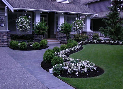 a landscaping company in Winston Salem, NC