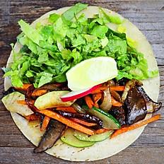 Veggie Steak Taco