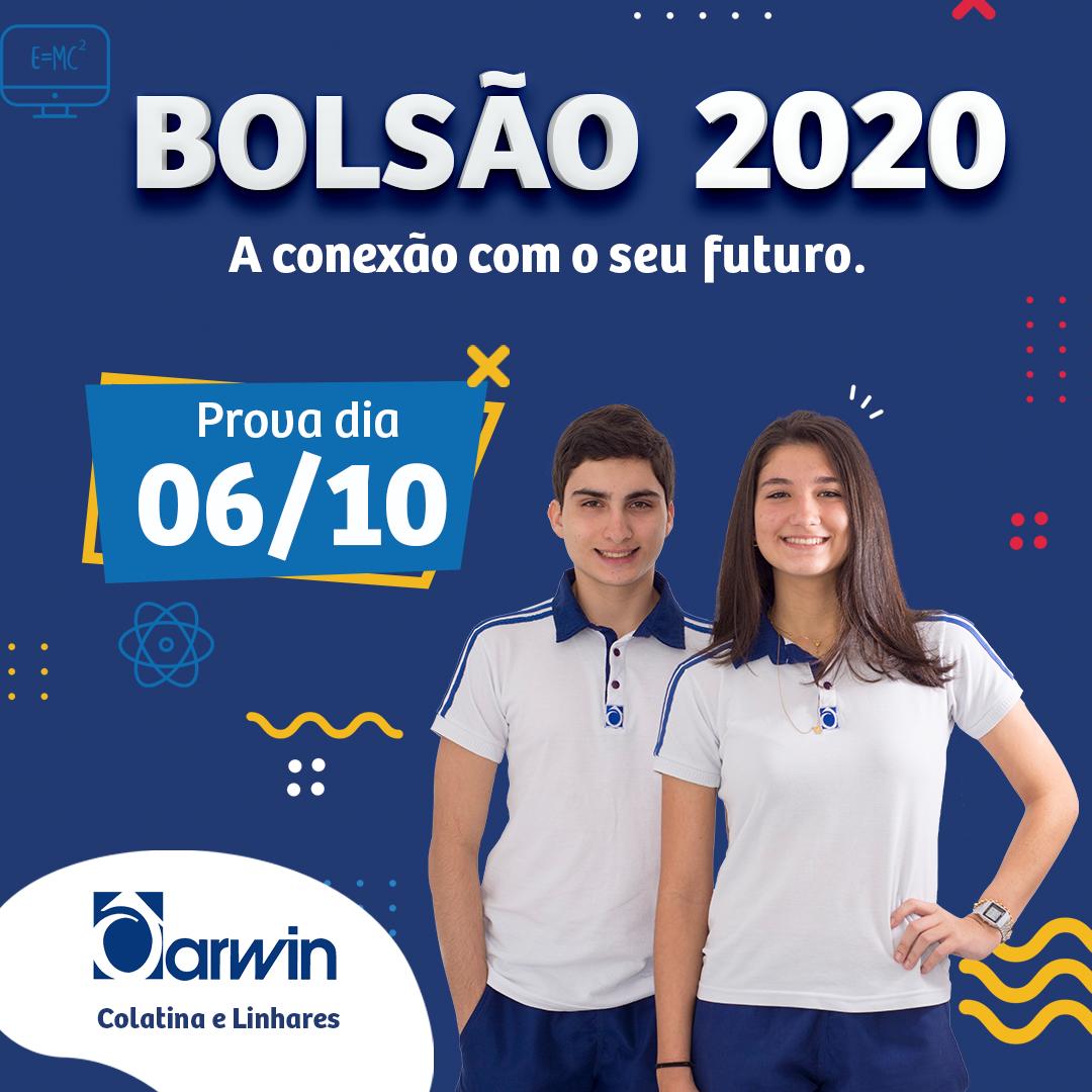[darwin] bolsao 2020 feed1