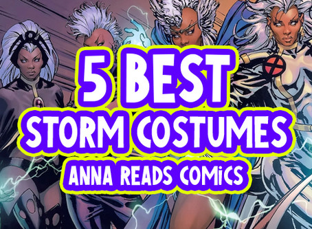 Top 5 Storm Costumes