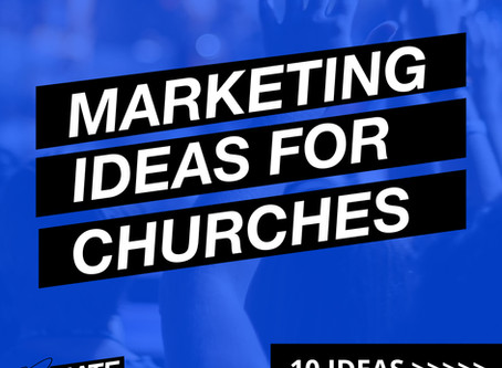 Marketing Ideas for Churches