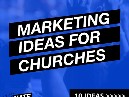 Marketing Ideas for Churches