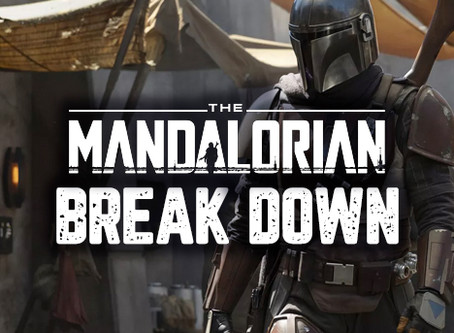The Mandalorian Trailer Breakdown