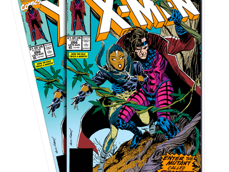 June's HOT KEY- Uncanny X-Men 266!