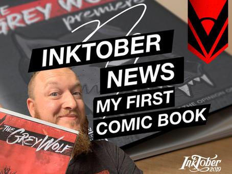 Inktober 2019 News!