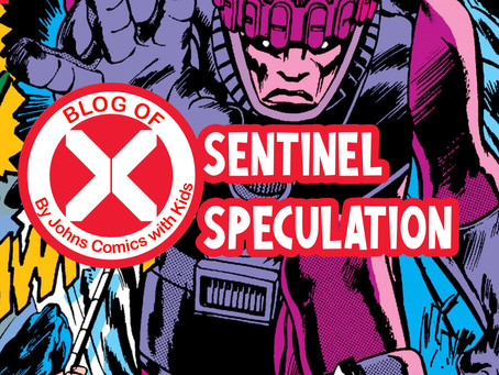 Blog of X - Sentinel Speculation