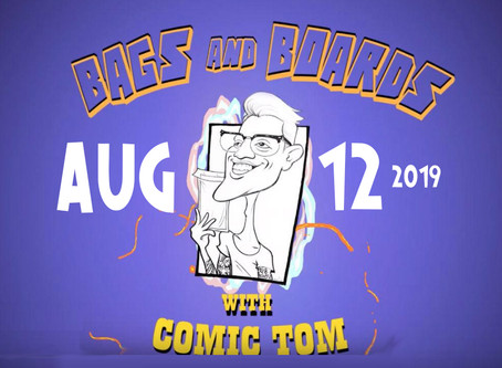The Bags and Boards Show Aug 12, 2019