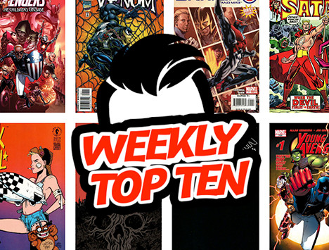 Weekly Top Ten Sept 13, 2019