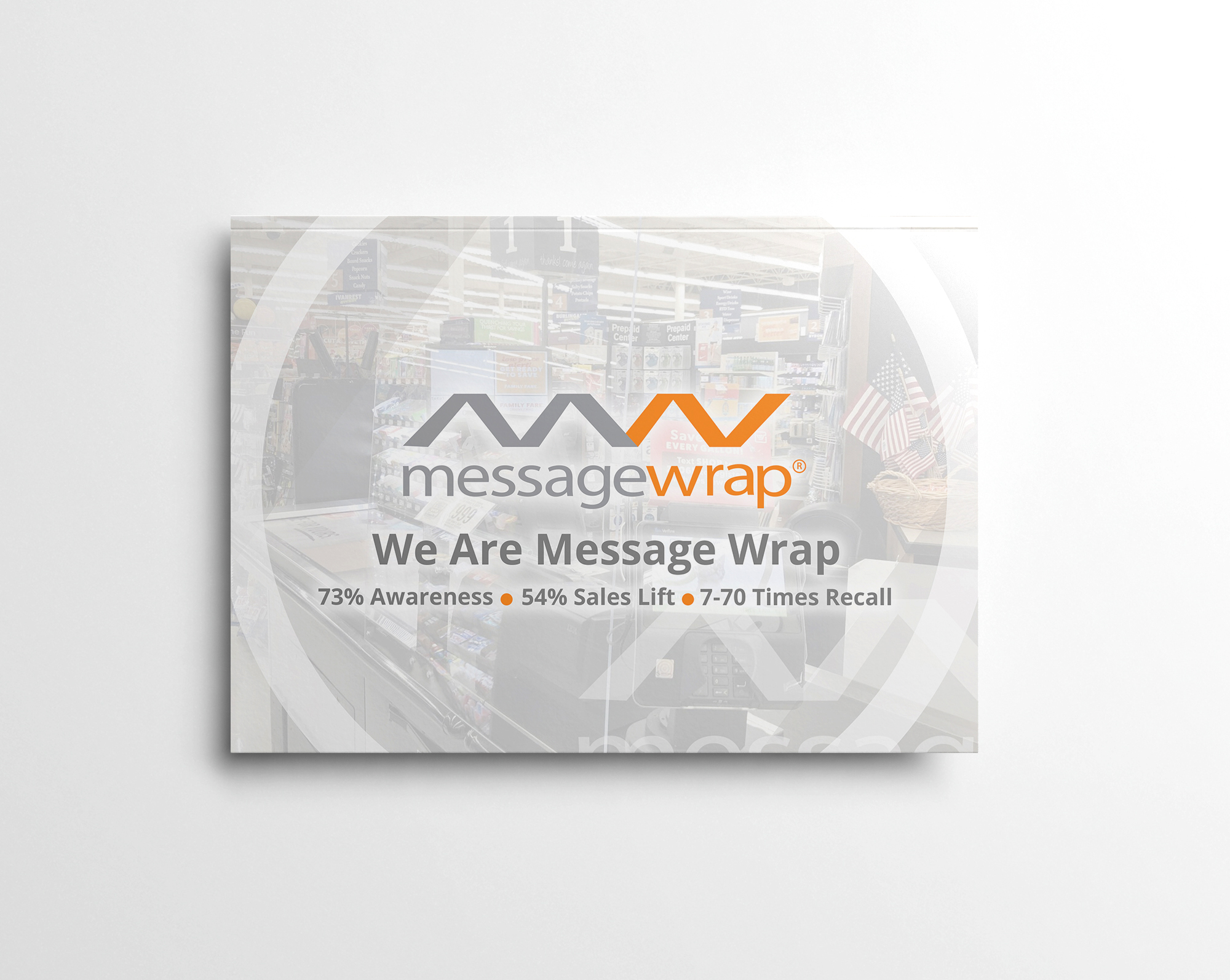 Message Wrap Profile Mock U