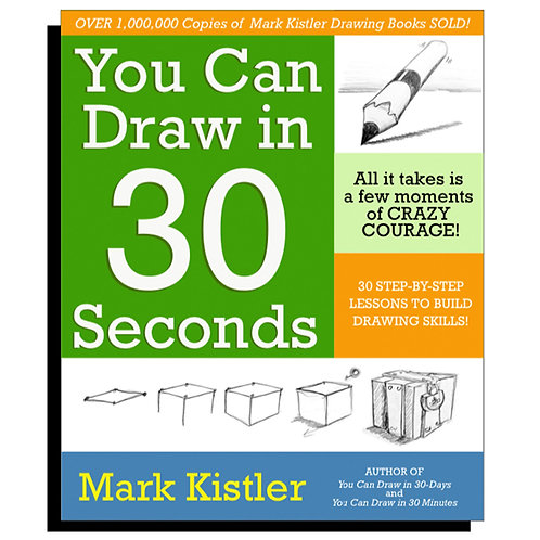 First Edition You Can Draw in 30 Seconds! Book