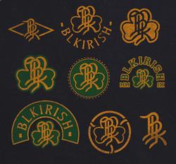 BlkIrish Celtic Marks