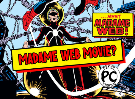 Madame Web Movie?