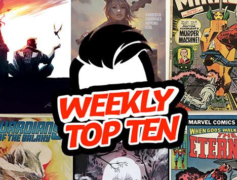 Weekly Top Ten Aug 9, 2019