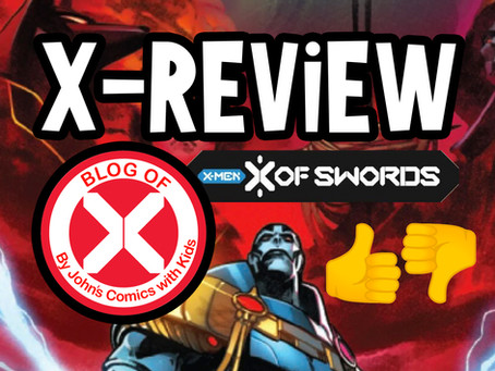 BLOG of X- REVIEW: X of Swords part 1