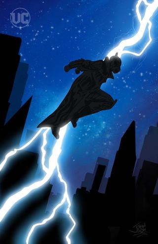 Dark Knight Homage