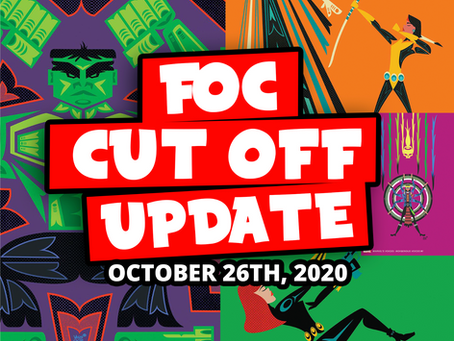 DON'T MISS OUT: FOC 10/26