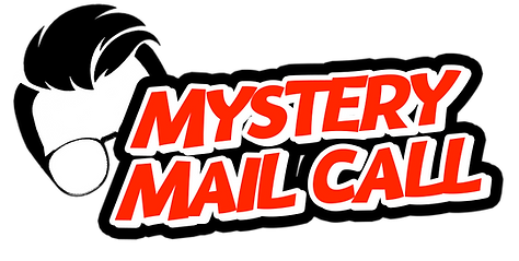 ComicTom101 | Home of the Mystery Mail Call