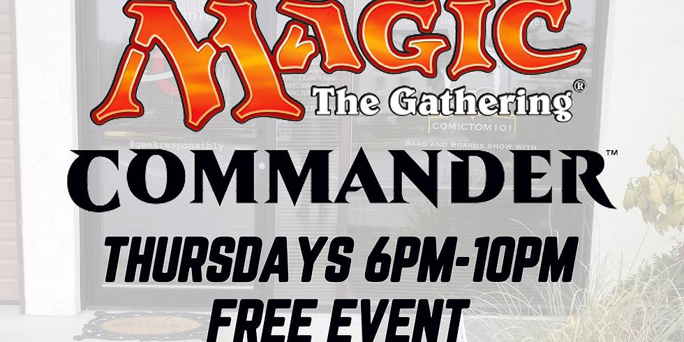 MTG – Commander Casual