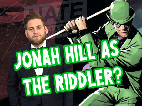 Jonah Hill as the Riddler?