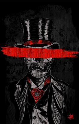 Jack the Ripper Print