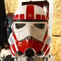 Custom Painted Shock Trooper Helmet
