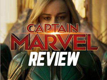 Captain Marvel is Flerken Awesome!