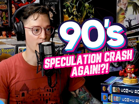 90's Comic Book Speculation Crash...Again?