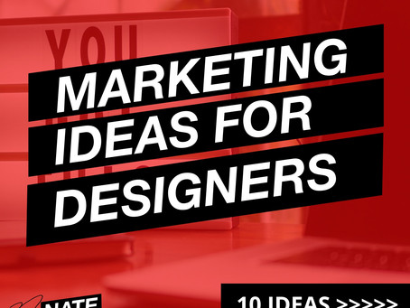 Ten Marketing Tips for Designers during LockUp