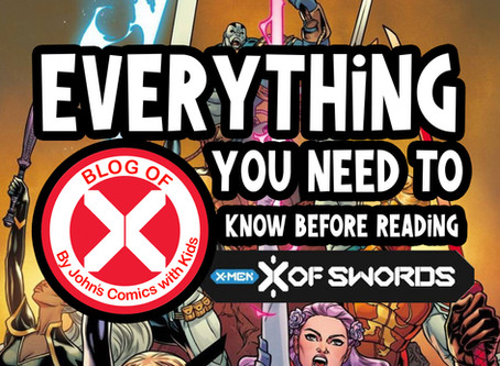BLOG of X- Everything You Need to Know BEFORE Reading X of Swords