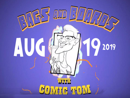 Bags and Boards Aug 19, 2019