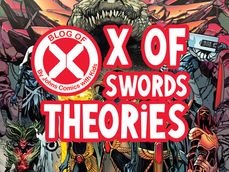 X of Swords: THEORIES