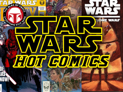 7 Star Wars Comics that are Spiking RIGHT NOW