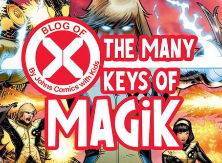 BLOG of X: The MANY KEYS of Magik