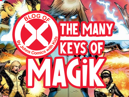 BLOG of X: The MANY KEYS of Magik