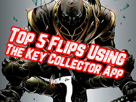 Top 5 Flips Using The Key Collector App